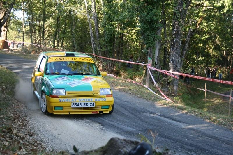 Rallye de Sarlat Périgord Noir -  3 et 4 Octobre 2009 - Page 3 Rally125