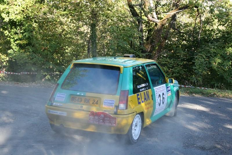 Rallye de Sarlat Périgord Noir -  3 et 4 Octobre 2009 - Page 3 Rally126