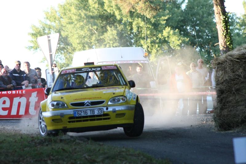 Rallye de Sarlat Périgord Noir -  3 et 4 Octobre 2009 - Page 2 Rallye92
