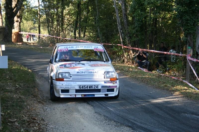 Rallye de Sarlat Périgord Noir -  3 et 4 Octobre 2009 - Page 2 Rallye94
