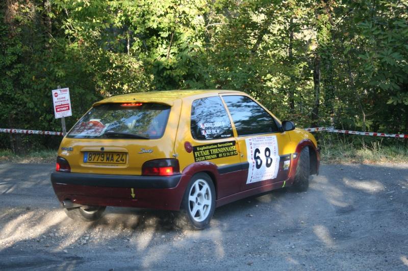 Rallye de Sarlat Périgord Noir -  3 et 4 Octobre 2009 - Page 2 Rallye96