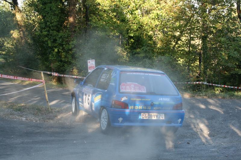 Rallye de Sarlat Périgord Noir -  3 et 4 Octobre 2009 - Page 2 Rallye97