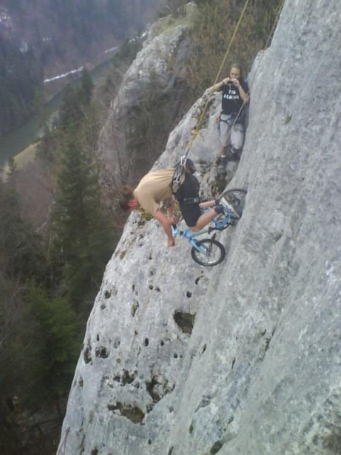 [Photo] les délires en falaise ou en montagne. Dsc01010
