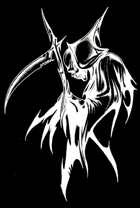 The Soul Stealer,DarkReaper Blackr10