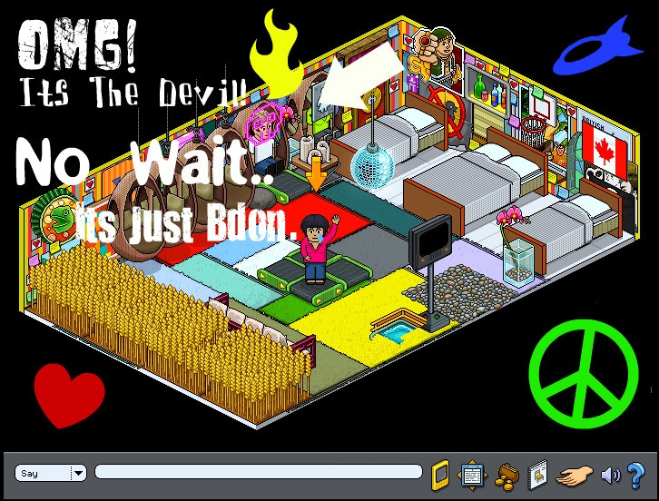 Heh, Bdon xDD Devil11