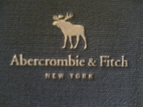 Abercrombie&Fitch Af_log10