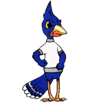 R Logo/Uniform - Hileah Blue Birds Bluebi10