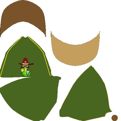 R Logo/Uniform - Tijuana Tequila Cap_ti10