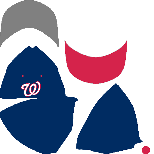 Current ML Logo/Uniforms Caps_w10