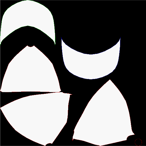 AA Logo/Uniforms - Galveston Palm Trees Galc10