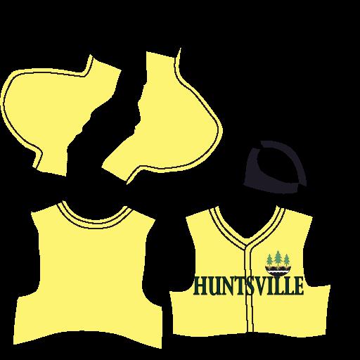 R Logo/Uniforms - Huntsville Pines Huntj11
