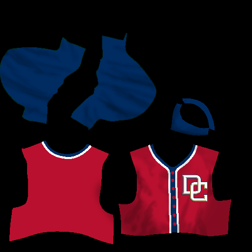 Current ML Logo/Uniforms Jersey12