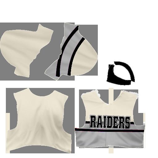 A Logo/Uniforms - Milford Raiders Jersey26