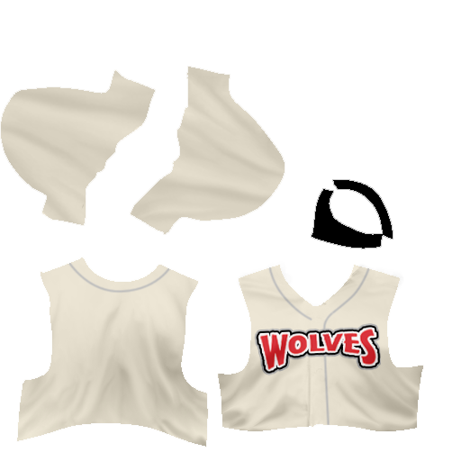 R Logo/Uniforms - Anaheim Wolves Jersey31