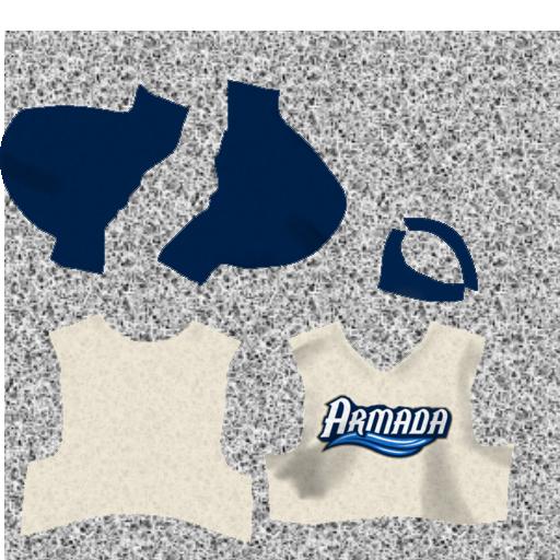 A Logo/Uniforms - Henderson Armada Jersey33