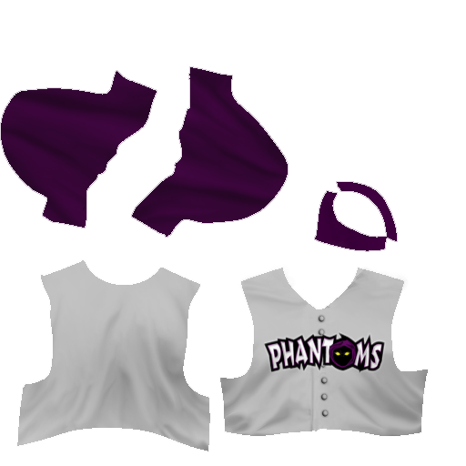 A Logo/Uniforms - St. Louis Phantoms Jersey34