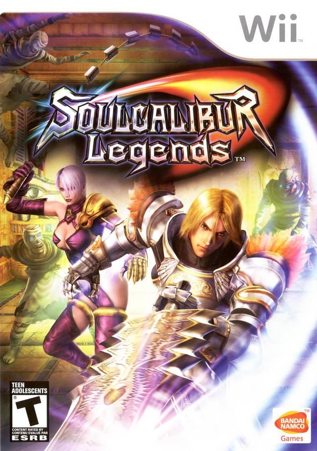 Saga Soul Calibur Wii-so10