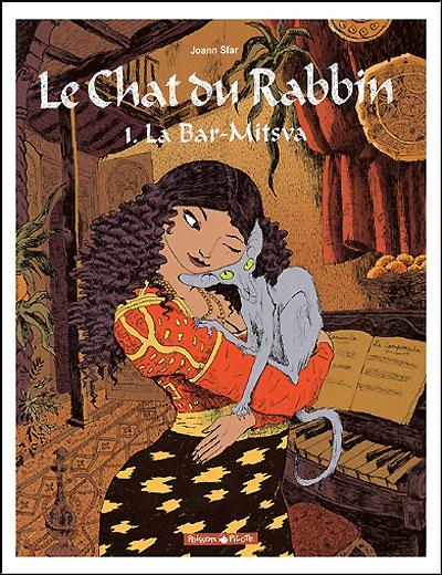 Le Chat du rabbin - Tome 1: La Bar-Mitsva [Sfar, Joann] 97822012