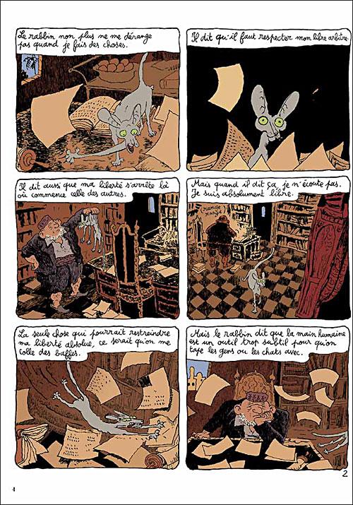 Le Chat du rabbin - Tome 1: La Bar-Mitsva [Sfar, Joann] 97822013