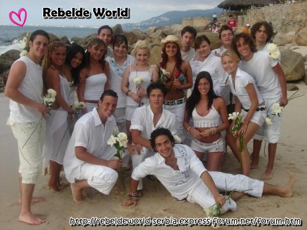 Rebelde World