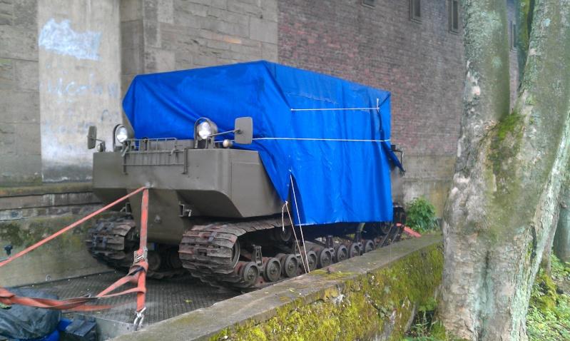 kleiner US-Panzer weasel Imag0130