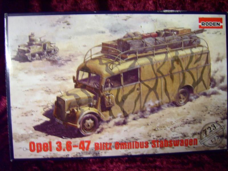 """Opel Blitzbus """"Strassenzeppelin Essen"""" 1/72 Roden Lpic8110"""