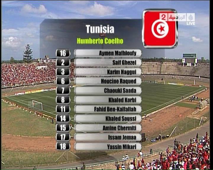 match tunisie mosambique 14/11/2009 A10