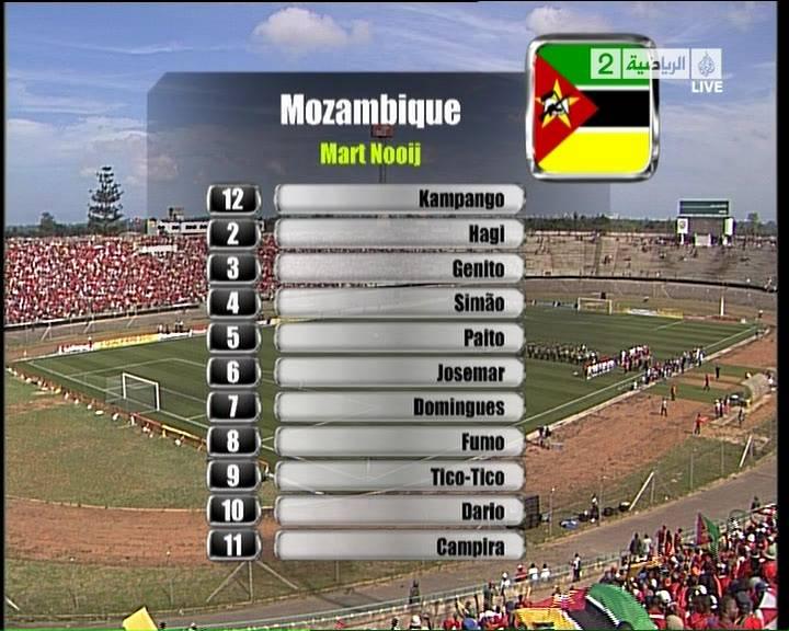 match tunisie mosambique 14/11/2009 B10