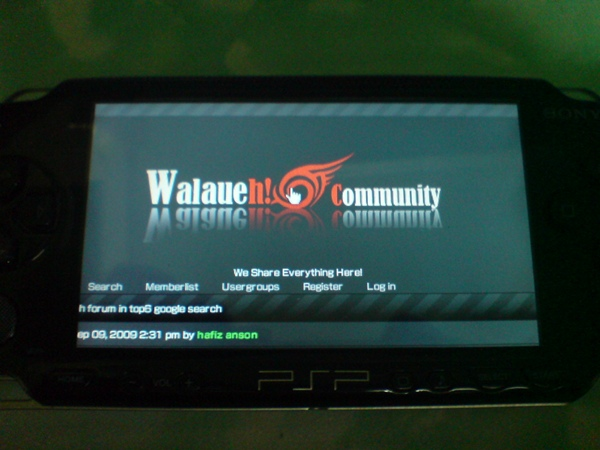 Great News!!! Walaueh on Mobile!!!! Dsc05910
