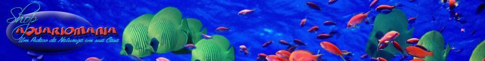 AquariomaniaShop - Um Pedaço da Natureza em sua Casa