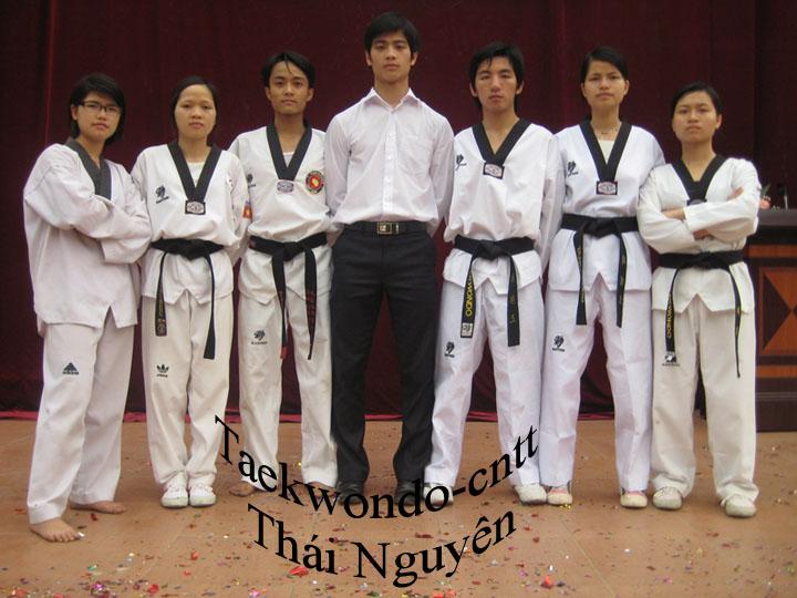 Forum CLB Taekwondo-CNTT.