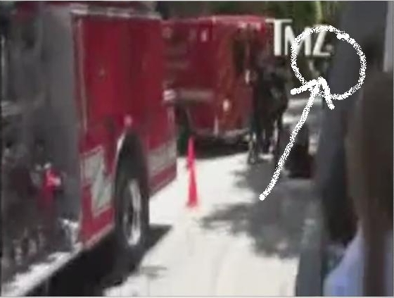 Another proof that the ambulance video was faked Unbena11