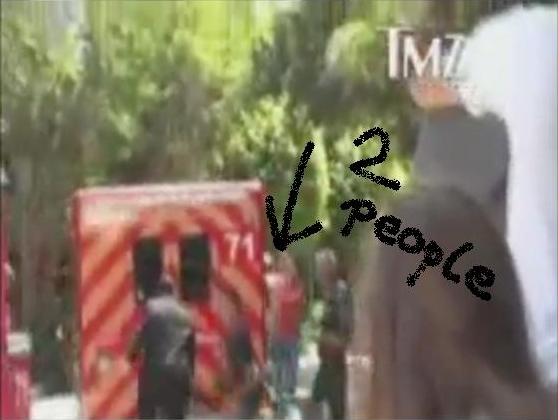 Another proof that the ambulance video was faked Unbena13