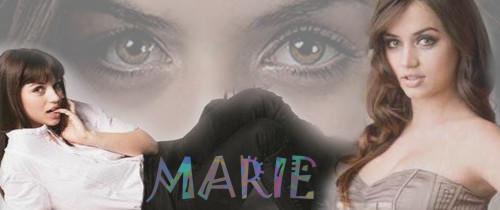 Y se libran del monstruito llamado marie! Mariee11