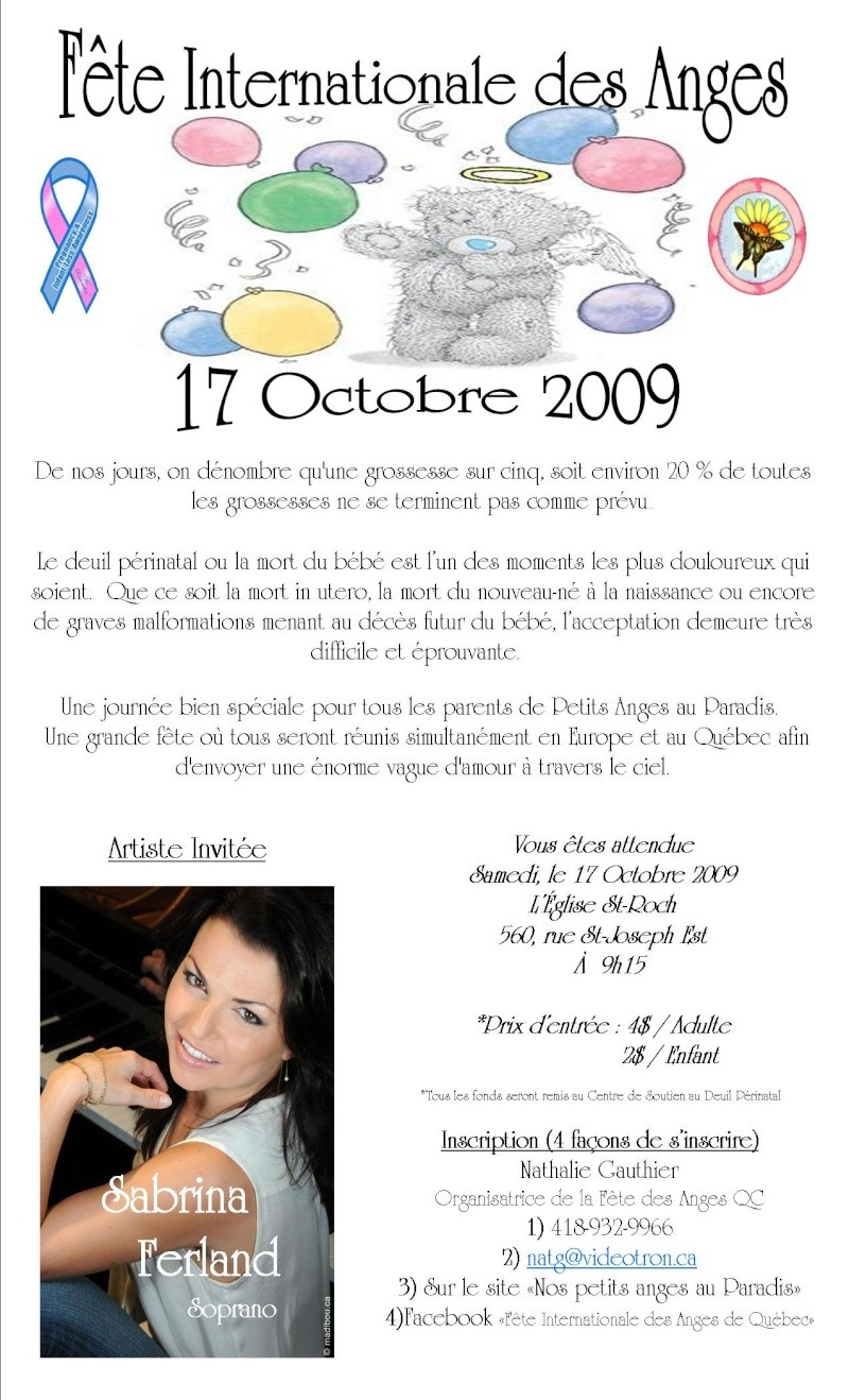 Primeur à la Fête des Anges QC 2009 (Empressez-vous de vous inscrire !!!) Fiche_27