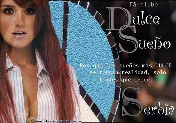 ●••Dulce Sueño Serbia||Official fan club Serbia●••