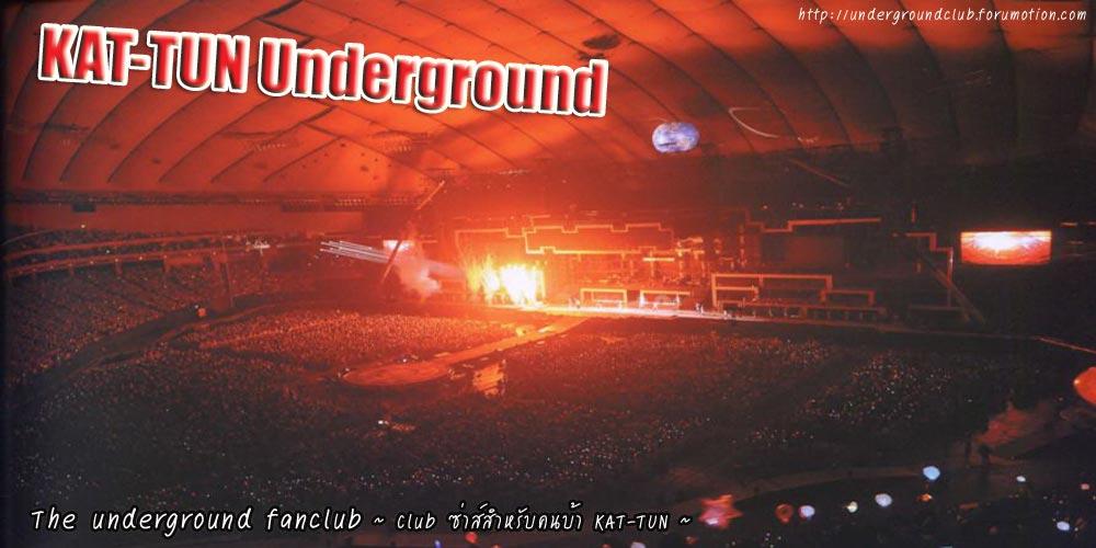 KAT-TUN Underground