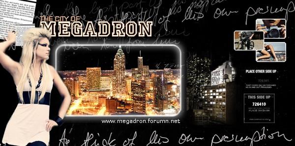 ●•Megadron•●