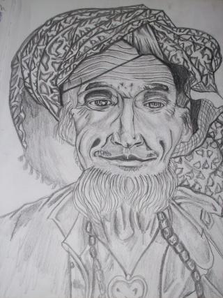 my Drawing of a Taliban 100_2316