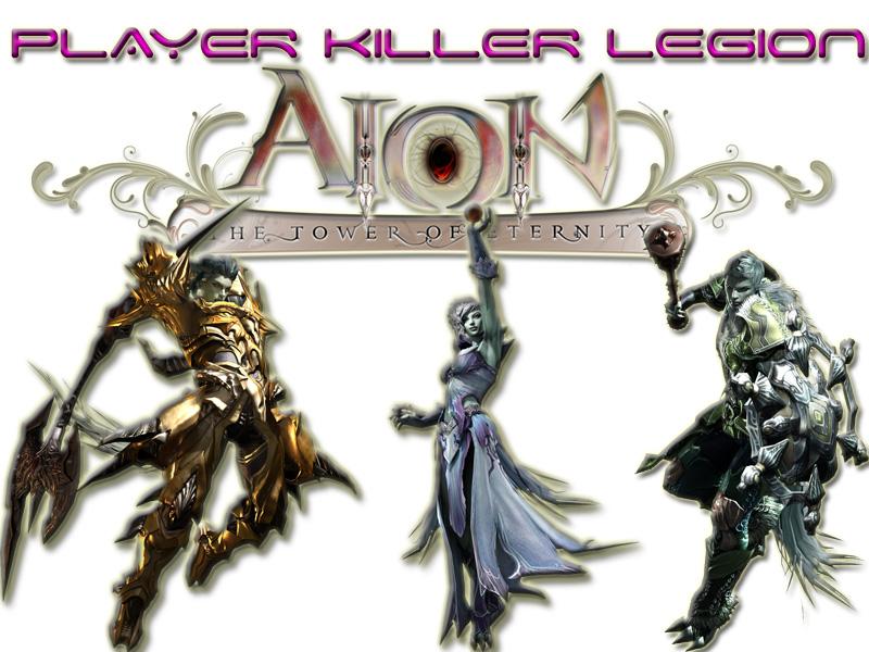 Player Killer - Aion Legion