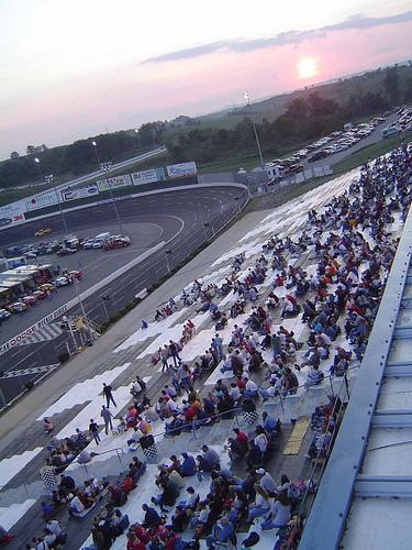 MotorMile Speedway Pitchat