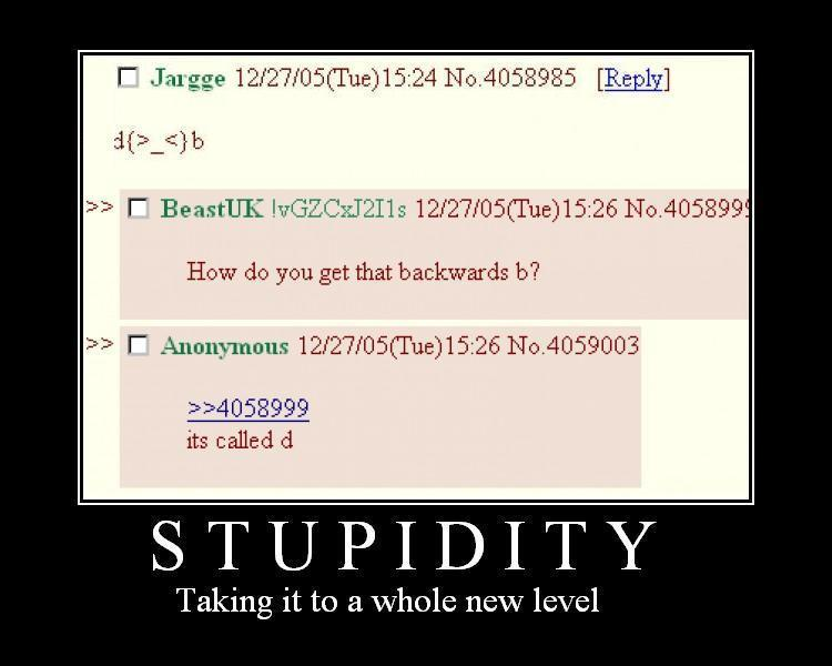 Random funny stuff Stupid10