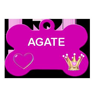 AGATE/FEMELLE/3 MOIS /TAILLE PETITE ADULTE chez les parents du veto Agate10