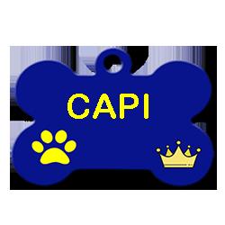 CAPI/MALE/3 MOIS/TAILLE PETITE ADULTE /CHEZ LA MAMAN DU VETO  Capi10