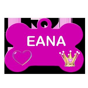 EANA/FEMELLE/4 MOIS/TAILLE MOYENNE ADULTE CHEZ LES PARENTS DU VETERINAIRE Eana10