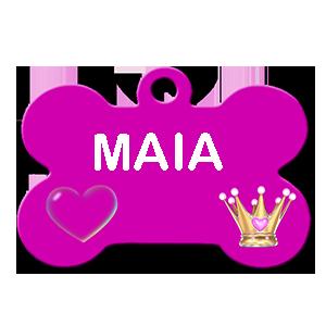 MAIA (POONA) /FEMELLE/2MOIS A PEU PRES/TAILLE MOYENNE ADULTE (cristina) Maia10