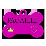 PAGAILLE/FEMELLE/3 ANS /TAILLE MOYENNE / 05.06 en FA SUR LE 57 adopté pour début aout Pagail10