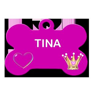 TINA /FEMELLE/AGE A VENIR /TAILLE PETITE  au refuge Tina10