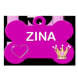 ZINA/FEMELLE/3 MOIS/TAILLE PETITE ADULTE  chez la maman du véto Zina10