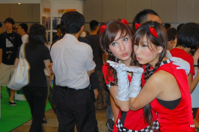 Pretty Gals @ Cosplay'09 Dsc_0910